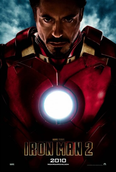 IRON MAN 2 poster 371x550 Movie Review: Iron Man 2