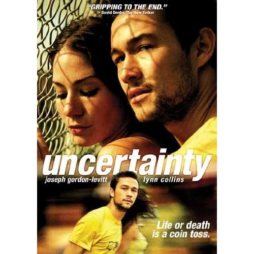 Uncertainty DVD Review Indie Spotlight: Uncertainty (Joseph Gordon Levitt)