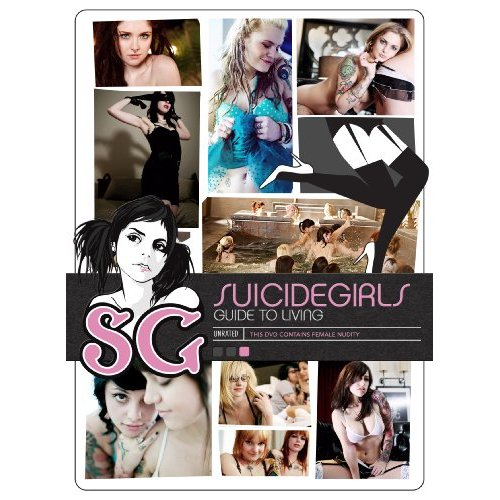 sg guide living DVD Review   Suicide Girls: Guide to Living