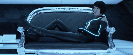 wilde3 The Sexy Girls of Tron: Legacy