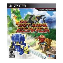 3d cover1 3D Dot Game Heroes Review
