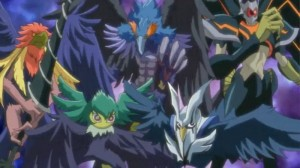 Blackwings 300x168 Yu Gi Oh! The Shining Darkness: Blackwings and Infenities