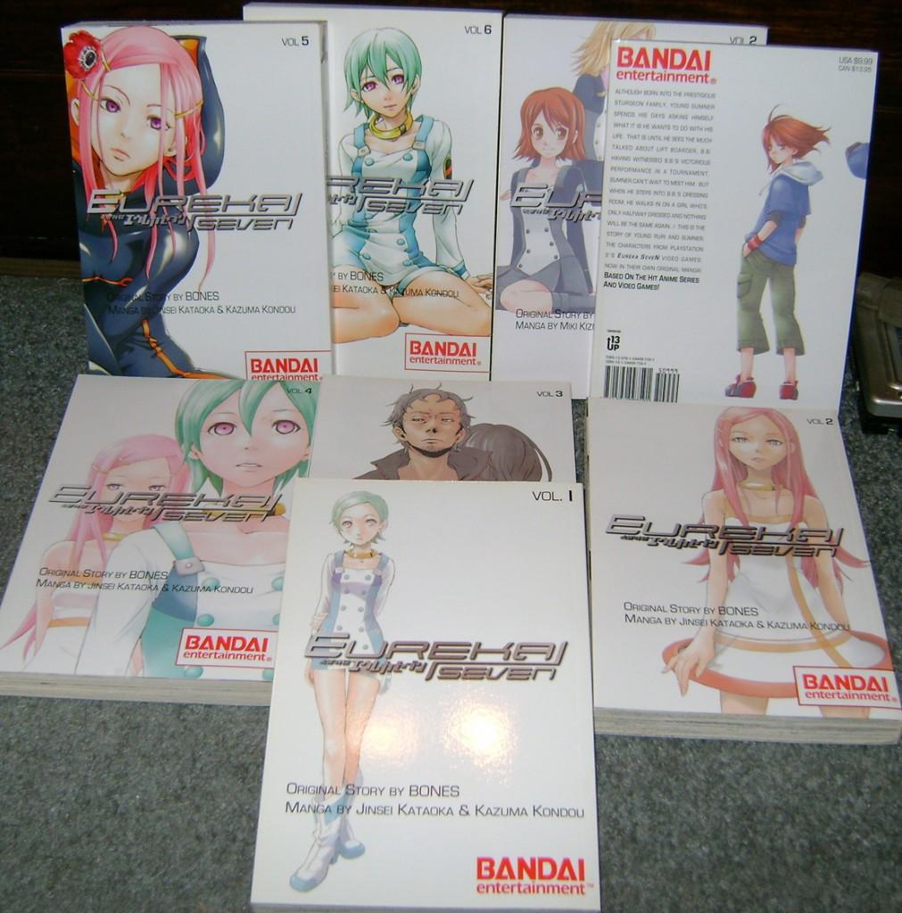 E7 Manga 1011x1024 A Look Back At Eureka SeVen