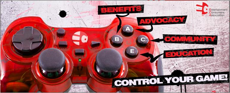 ECA Control Your Game Fight for Gamer Rights Against Schwarzenegger