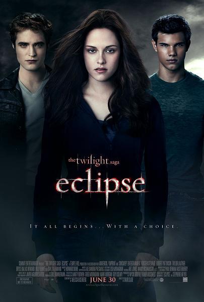 Eclipse main Movie Review: The Twilight Saga: Eclipse