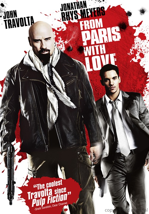 From Paris with Love DVD Review: From Paris With Love