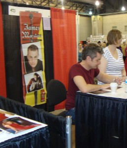 JM13 258x300 Wizard World Philadelphia: Q and A with James Marsters (Angel, Smallville, Torchwood)