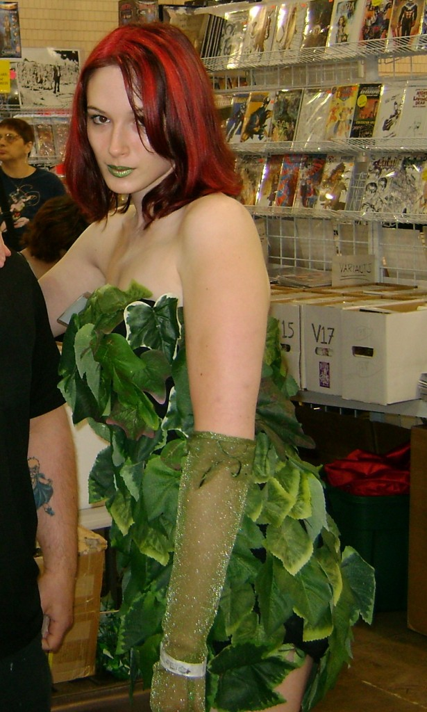 Poison Ivy 615x1024 Wizard World Philly: The Memories...