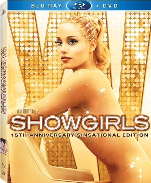Showgirls Blu ray Blu ray Review: Showgirls
