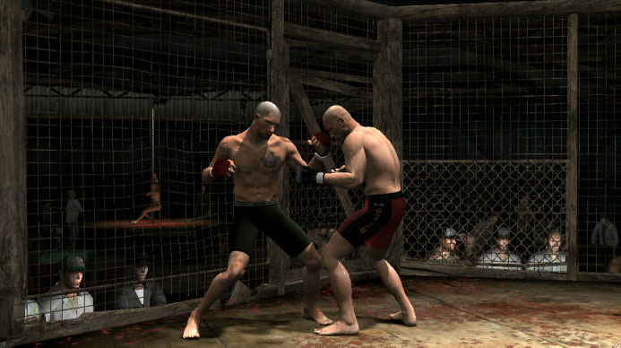 Supremacy MMA screen 1 E3 2010: Supremacy MMA First Screens and Teaser Trailer