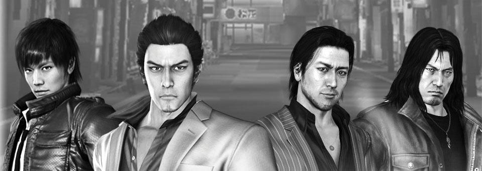Yakuza 4 Yakuza 4 Coming Spring 2011 to the West
