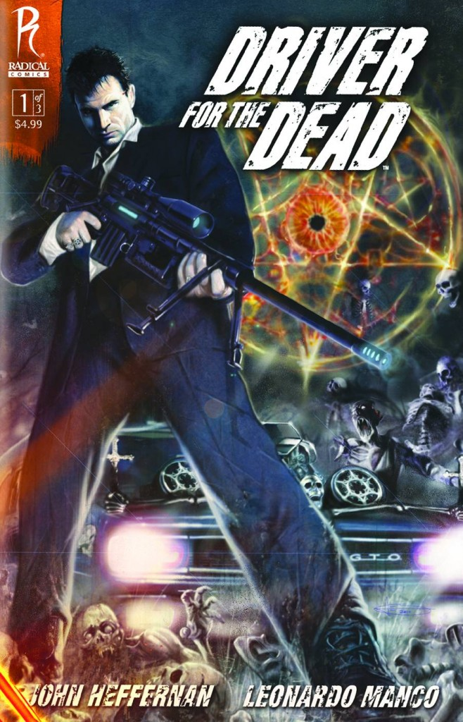 driverdead1 658x1024 Comic Review: Driver of the Dead