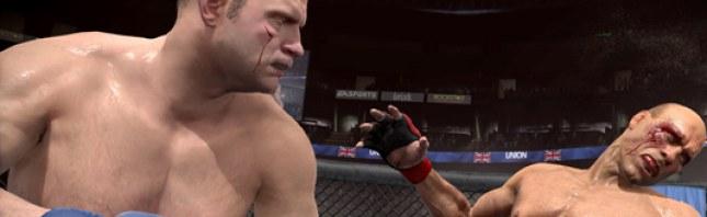 ea mma01 EA MMA: E3 Impression