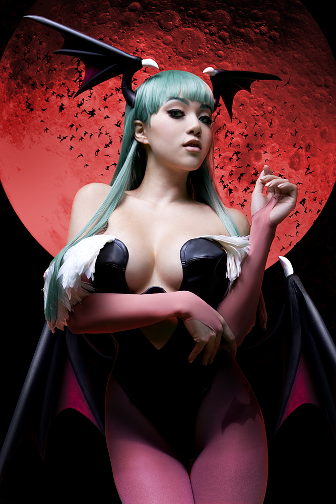 lindale morrigan 01 Cosplay Interview: Linda Le aka Vampy