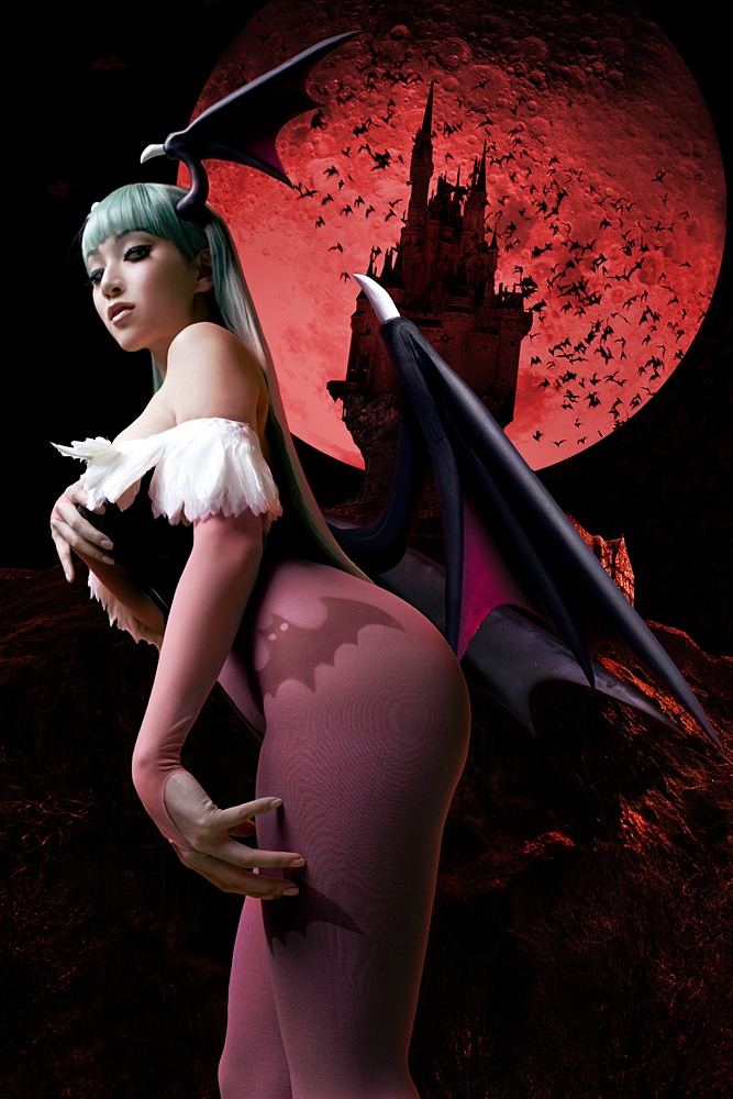 lindale morrigan 03 Cosplay Interview: Linda Le aka Vampy