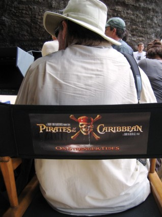 pirates02 Pirates Of The Caribbean 4 Filming