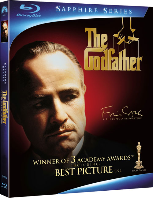 thegodfatherpart1bluray Blu ray Review: The Godfather Coppola Restoration