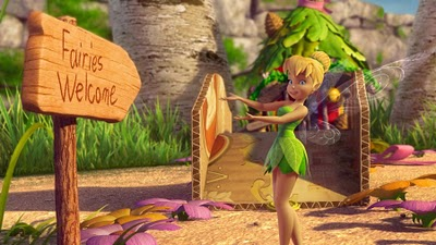 tinkerbell fairy rescue 2 Disney: Tinker Bell and the Great Fairy Rescue