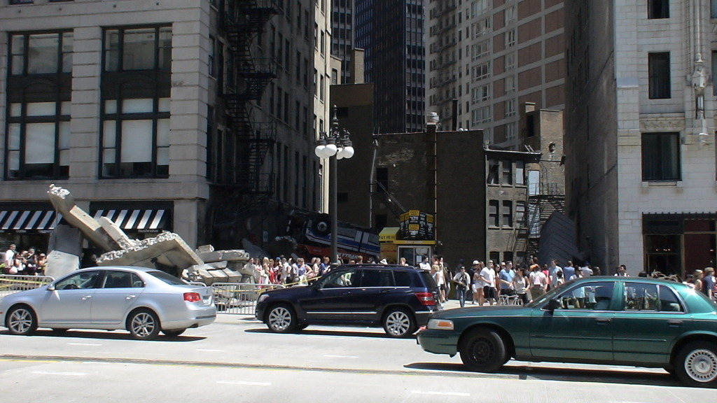 1 Transformers 3 Detailed Report From Chicago Shoot