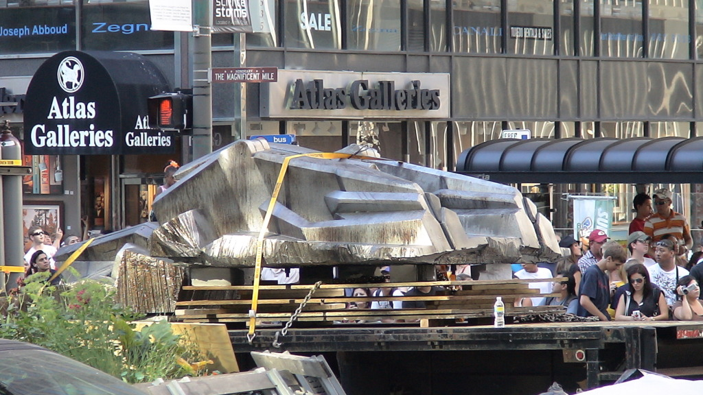 12 Transformers 3 Detailed Report From Chicago Shoot
