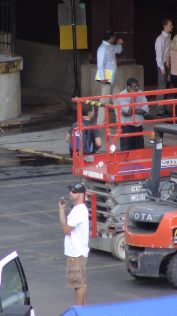 14 Transformers 3 Detailed Report From Chicago Shoot