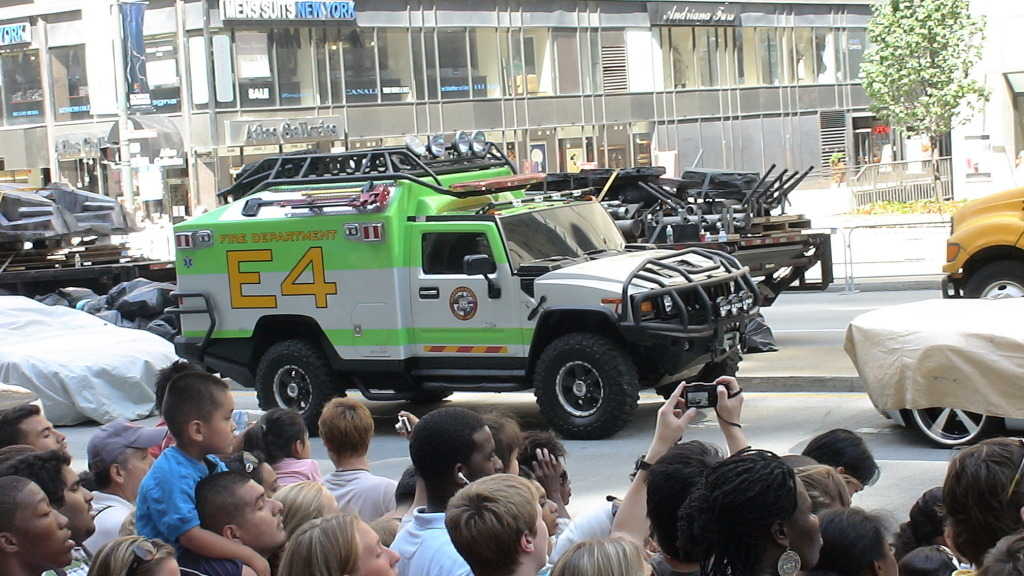 5 Transformers 3 Detailed Report From Chicago Shoot