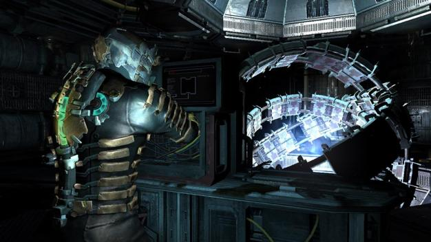 Dead space 01 Video Game: Creepy Dead Space 2 Images