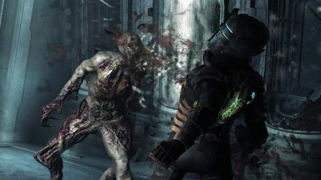 Dead space 04 Video Game: Creepy Dead Space 2 Images