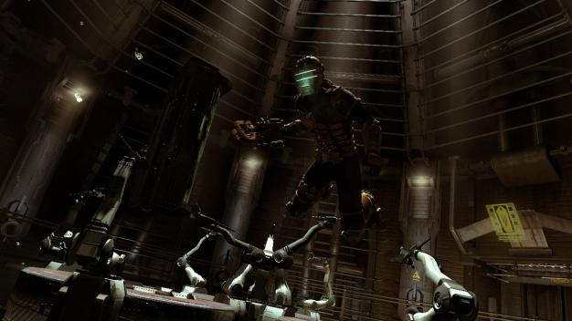 Dead space 07 Video Game: Creepy Dead Space 2 Images
