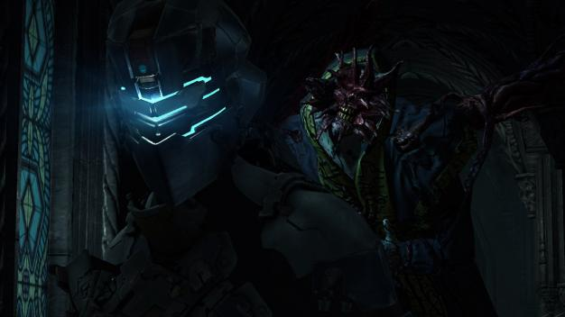 Dead space 08 Video Game: Creepy Dead Space 2 Images