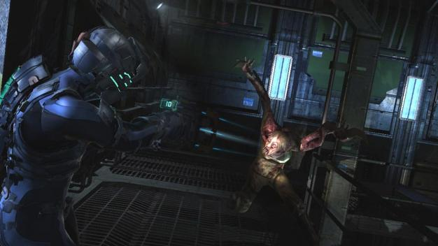 Dead space 09 Video Game: Creepy Dead Space 2 Images