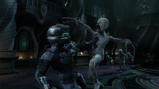 Dead space 11 Video Game: Creepy Dead Space 2 Images