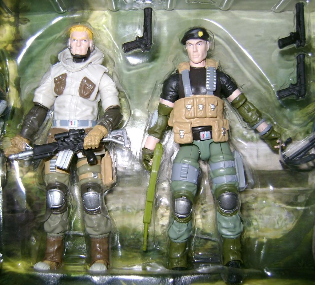 Duke and Flint 1024x926 Bitchin Toys: G.I. Joe Resolute!