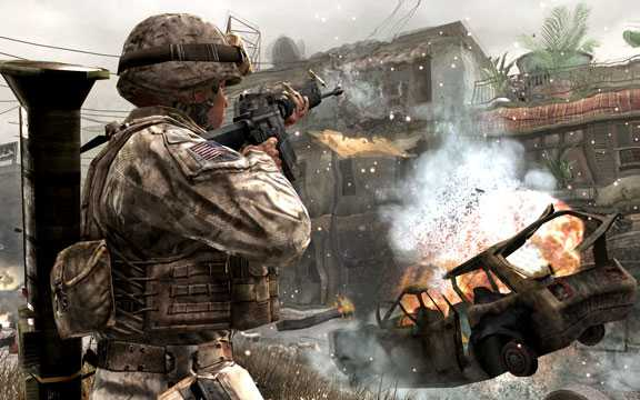 MW2 resurgence Modern Warfare 2 Resurgence Pack for PS3 System and Windows PC Now Available