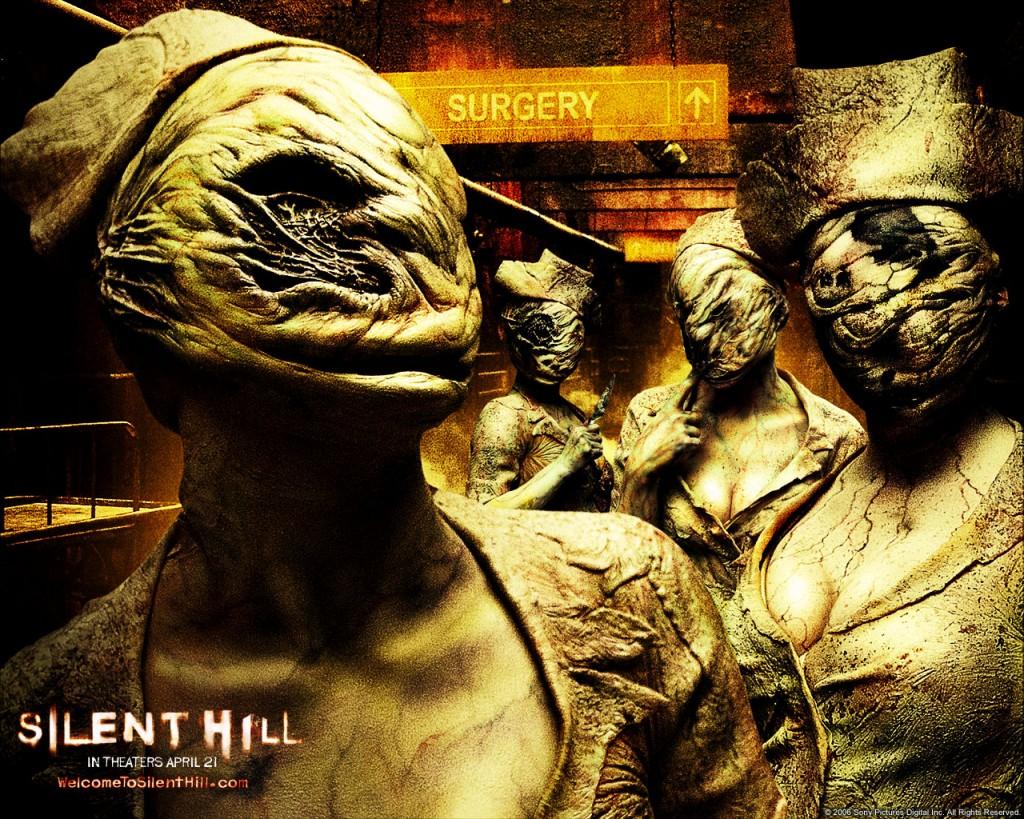Silent Hill Wallpaper 8 1280 1024x819 Video Game: Silent Hill 8 Trailer   E3 2010