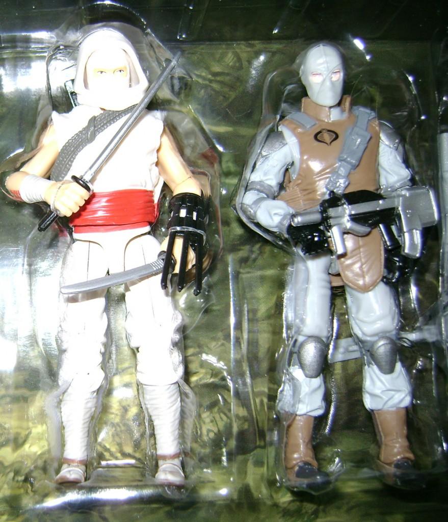 Storm Shadow and Firefly 879x1024 Bitchin Toys: G.I. Joe Resolute!