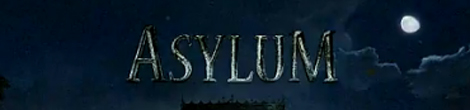 asylum banner Video Game: Asylum Trailer