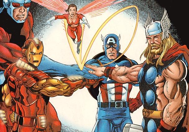 avengers SDCC: Joss Whedon Will Direct Avengers