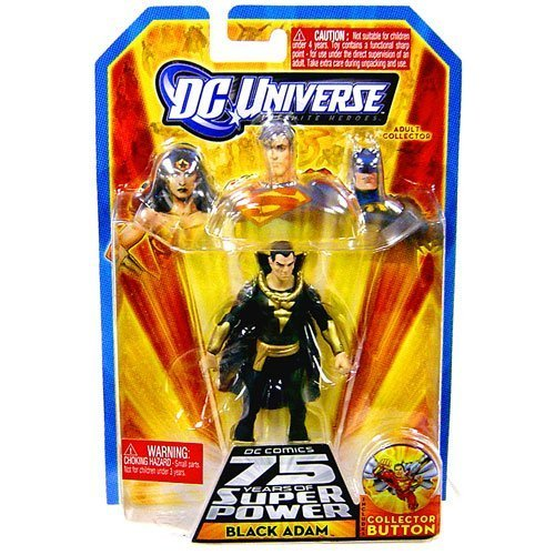 blackadam Giveaway:  DC 75th Anniversary Toy Gift Pack