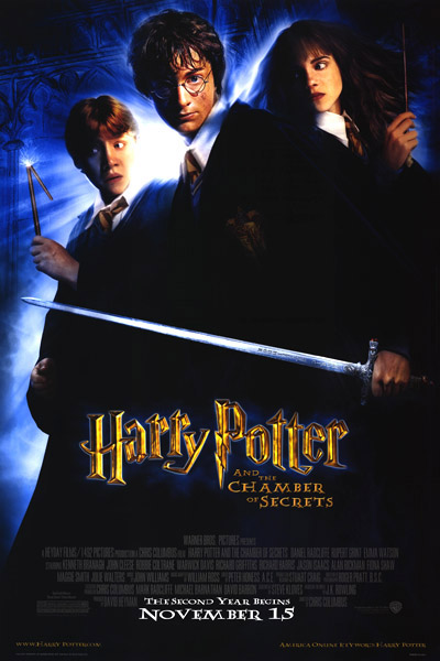 chamber of secrets Harry Potter And The Deathly Hallows Teaser Poster