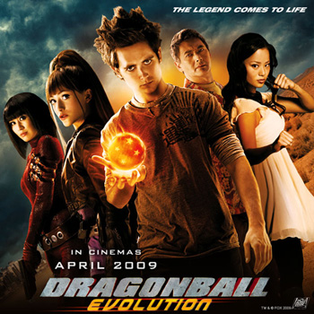 dragon ball evolution AX 10: Failure Of Anime Movies In Hollywood