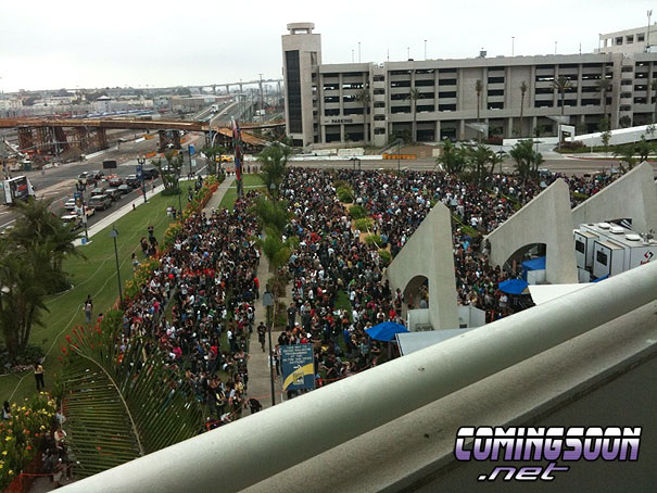 hallhline Violent Stabbing At Comic Con