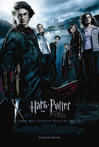 harry potter and the goblet of fire ver7 Harry Potter And The Deathly Hallows Teaser Poster