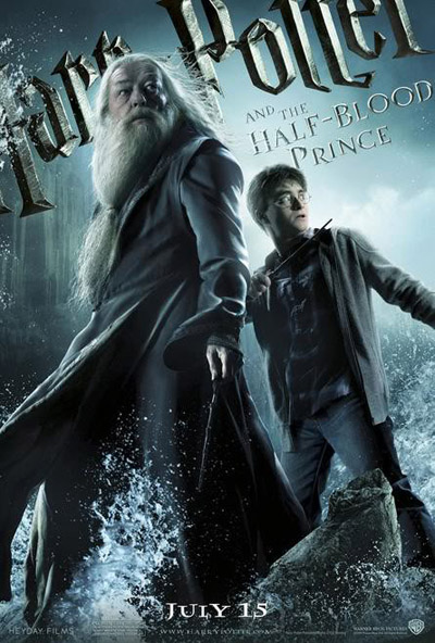 harry potter half blood prince dumb Harry Potter And The Deathly Hallows Teaser Poster