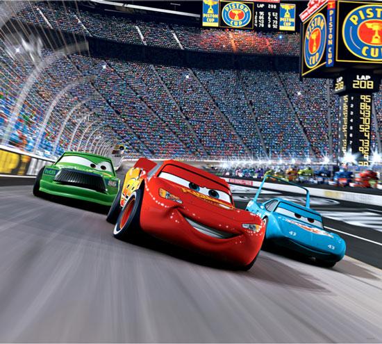 pixar cars Disney: Pixar Motorama
