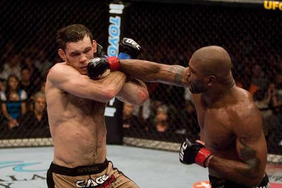 rampage1 MMA: Machida vs. Rampage in November