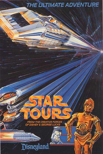 star tours Disney: Star Tours Closing July 27th
