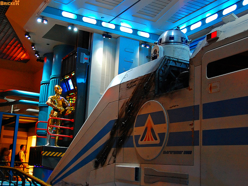 star tours3 Disney: Star Tours Closing July 27th