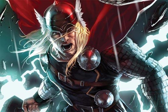 thor SDCC: Thor Trailer