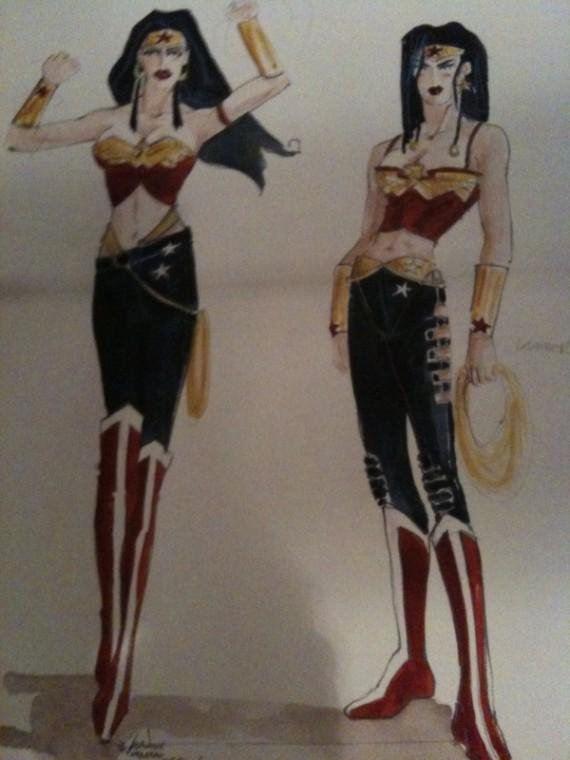 wonderwhedon2 Wonder Woman Movie Sketch?